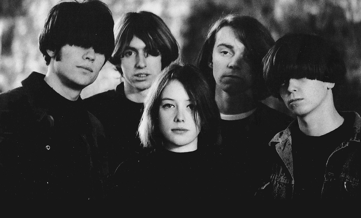 Slowdive in Italia